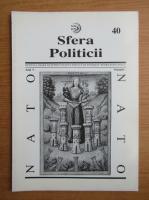 Anticariat: Revista Sfera Politicii, anul V, nr. 40, 1996