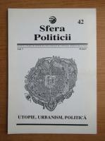 Anticariat: Revista Sfera Politicii, anul V, nr. 42, 1996