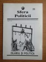 Anticariat: Revista Sfera Politicii, anul VI, nr. 53, 1997