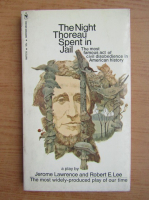 Anticariat: Robert E. Lee - The night Thoreau spent in jail