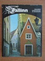 Anticariat: Tallinn. Ensembles architecturaux et monuments