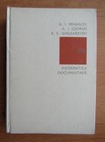 Anticariat: A. Mihailov - Informatica documentara