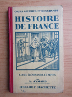 Andre Aymard - Histoire de France (1932)