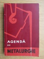 Anticariat: Benno Nachbar - Agenda de metalurgie 1959