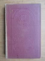 Goethe - Amtliche Werke (volumul 10, 1931)