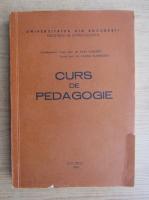 Ioan Cerghit - Curs de pedagogie