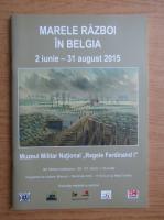 Marele Razboi in Belgia, 2 iunie-31 august 2015
