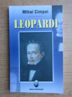 Anticariat: Mihai Cimpoi - Leopardi