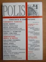 Revista Polis, nr. 3, 1994