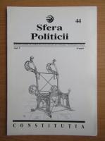 Revista Sfera Politicii, anul V, nr. 44, 1997