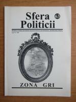Anticariat: Revista Sfera Politicii, anul VI, nr. 63, 1998