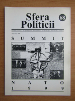 Anticariat: Revista Sfera Politicii, anul VII, nr. 68, 1999