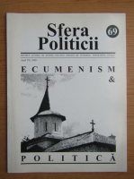 Anticariat: Revista Sfera Politicii, anul VII, nr. 69, 1999