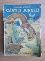 Anticariat: Rudyard Kipling - Cartile junglei (1930)