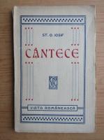 Anticariat: Stefan Octavian Iosif - Cantece (1925)