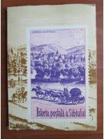 Emanoil Munteanu - Istoria postala a Sibiului