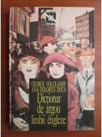 George Volceanov, Ana-Dolores Doca - Dictionar de argou al limbii engleze