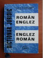 Hanga Vladimir, Calciu Rodica - Dictionar juridic roman-englez, englez-roman