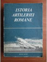 Ion Popescu - Istoria artileriei romane