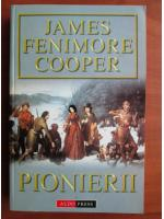 James Fenimore Cooper - Pionierii