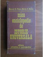 Anticariat: Marcel D. Popa - Mica enciclopedie de istorie universala (1983)