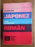 Octavian Simu - Mic dictionar japonez-roman