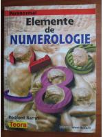 Rodford Barrat - Elemente de numerologie