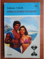 Anticariat: Sabine Clark - Dificultatile lui Kate