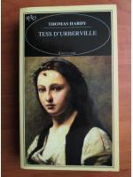 Anticariat: Thomas Hardy - Tess D`Urberville