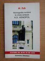 Al. Zub - Istografia romana la varsta sintezei