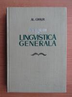 Alexandru Graur - Studii de lingvistica generala