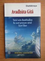 Dattatreya - Avadhuta Gita