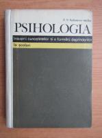 Anticariat: E. N. Kabanova-Meller - Psihologia