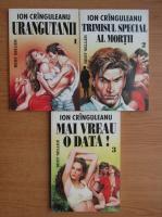 Anticariat: Ion Cringuleanu - Urangutanii (3 volume)