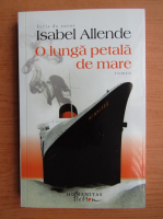Anticariat: Isabel Allende - O lunga petala de mare