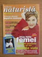 Anticariat: Revista Medicina naturista, nr. 1 (42), ianuarie 2002