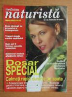 Anticariat: Revista Medicina naturista, nr. 10 (62), octombrie 2003