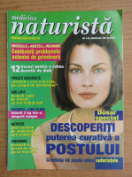 Anticariat: Revista Medicina naturista, nr. 4 (45), aprilie 2002