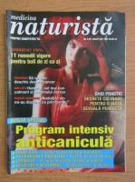 Anticariat: Revista Medicina naturista, nr. 8 (49), august 2002