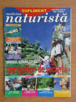 Anticariat: Revista Medicina naturista, serie speciala, nr. 15
