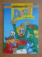 Anticariat: Adina Popescu - Aventurile lui Doxi in benzi desenate