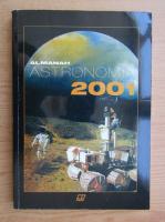 Almanah Astronomia, 2001
