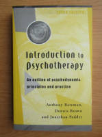 Anthony Bateman - Introduction to psychotherapy. An outline of psychodynamic principles and practice