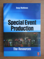 Anticariat: Doug Matthews - Special Event Production