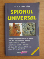 Anticariat: Florian Garz - Spionul universal