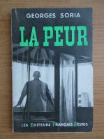 Georges Soria - La peur