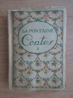 La Fontaine - Contes (volumul 2, 1920)