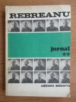 Anticariat: Liviu Rebreanu - Jurnal (volumul 2)