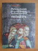 Anticariat: Oliviu Boldura - Pictura murala din nordul Moldovei. Modificari estetice si restaurare