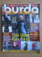 Anticariat: Revista Burda, nr. 11, 1999